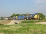 CSX 7806,7760,7814,CEFX 3151